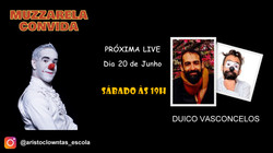 Talk Show do Muzzarela com Duico Vasconconcelos