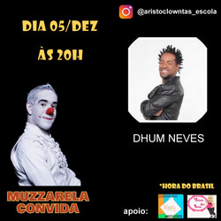 Talk Show do Muzzarela com Dhum Neves
