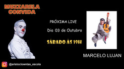 Talk Show do Muzzarela com Marcelo Lujan