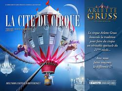Cirque Arlette Gruss - FRANÇA