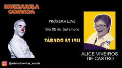 Talk Show do Muzzarela com Alice Viveiros de Castro