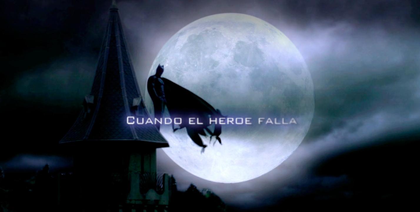 Batman Redemption Trailer