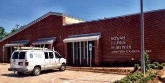 Christiana Lutheran Church in Salisbury Rowan NC