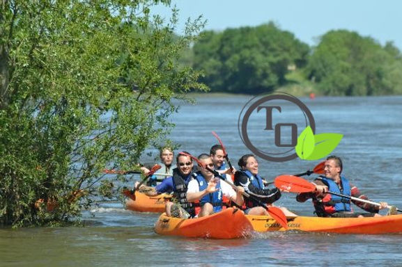 descente canoe Landes