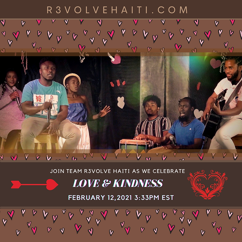R3VOLVE HAITI Friday Performances