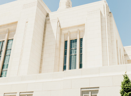 ogden lds temple wedding - grand view reception center