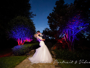 A Fairy Tale Wedding at Glendalough Manor