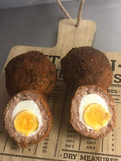 Great Bramblebee Free Range Scotch Eggs