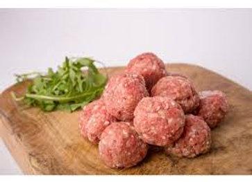 Angus Meat Balls 4 x 4oz