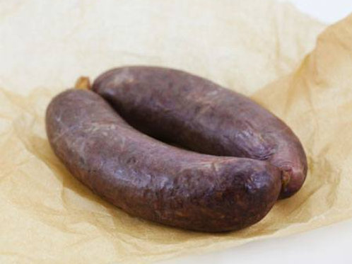 Black Pudding Sausages 475g