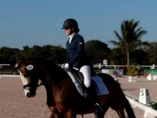 Super Show at Adequan Global Dressage Festival 7!