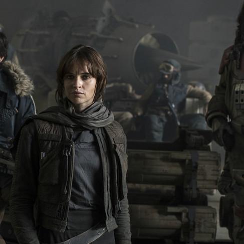 """Crítica: """"Rogue One"""". Una decepción"""