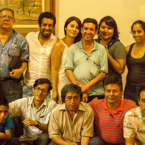 Talleres de escritura en Trujillo