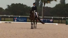 Strong Showing for Sara Schmitt Dressage at Adequan Global Dressage Festival 3