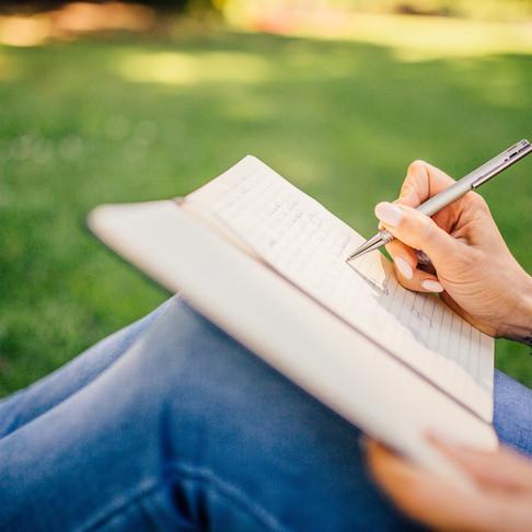 Por qué sentarte a escribir puede resolver algunos de tus problemas