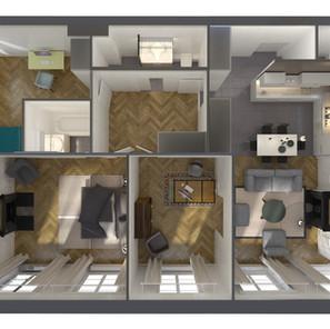 Rénovation d'un appartement,