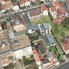 5 logements passifs,