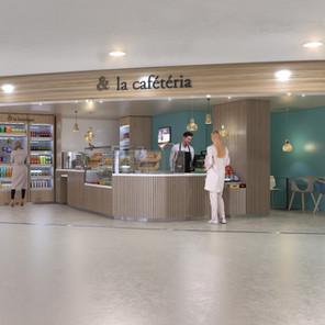 Cafétérias d'hôpital Café & Compagnie,
