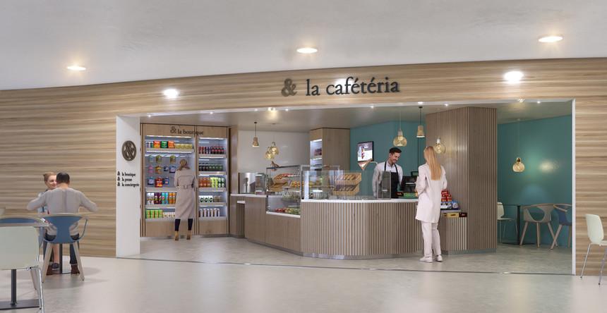 Cafétéria