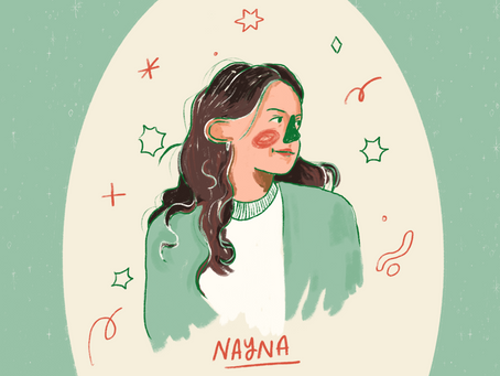 In Conversation: Nayna Florence