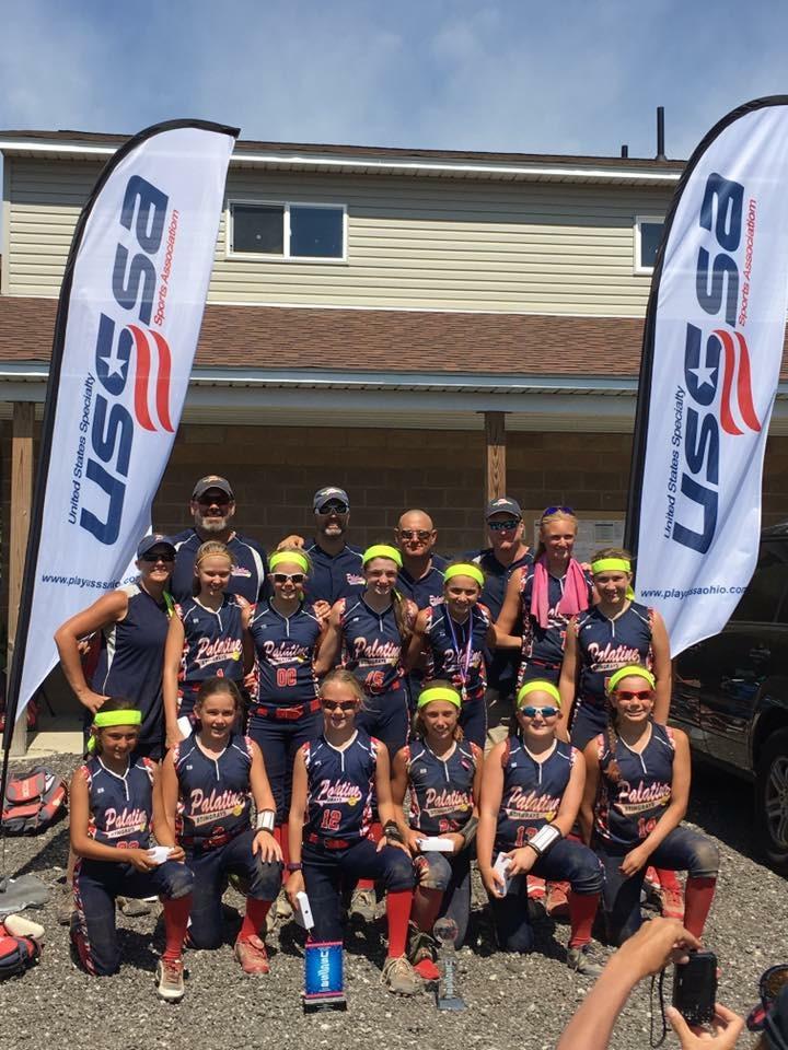 Palatine Stingrays Travel Softball Teams | Palatine Illinois