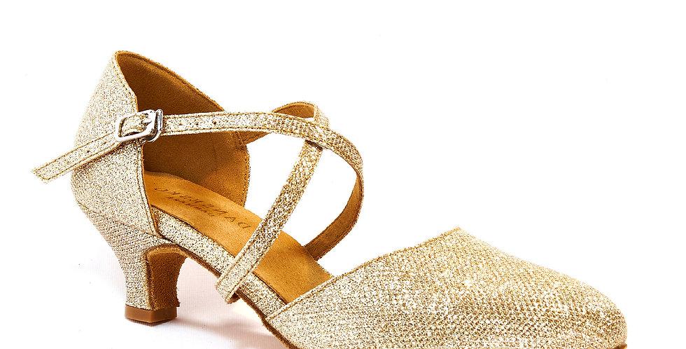 Julia - Gold glitter