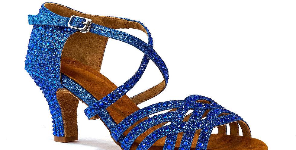Silvia - Blue crystal