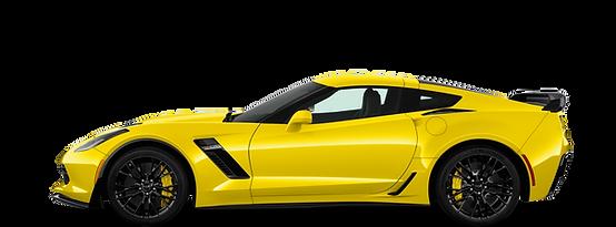 sports car corvette Polar Bear gas Redmond Oregon