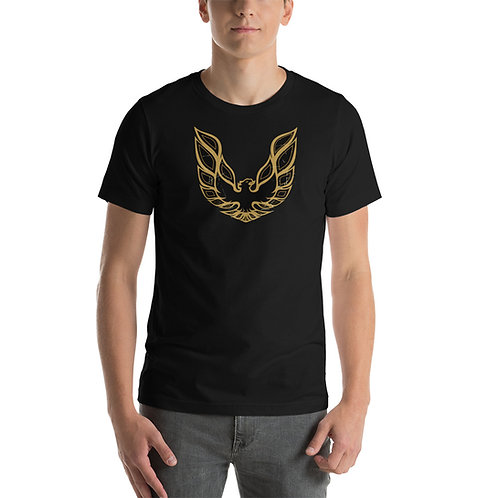 Pontiac Firebird - Short-Sleeve Unisex T-Shirt