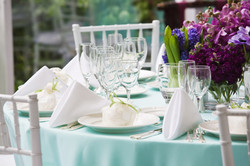 Wedding Table linen more than 50 colors