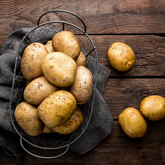 5 lbs of Potatoes
