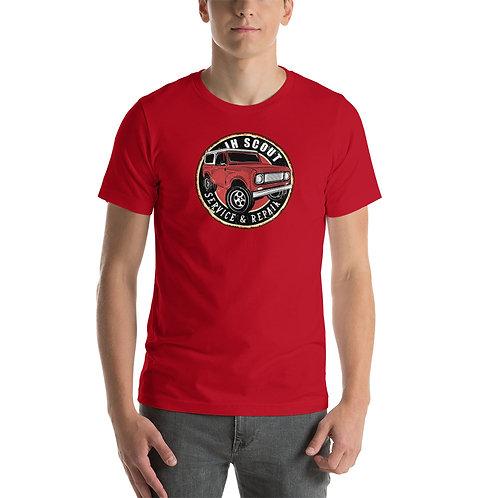 International Scout - Short-Sleeve Unisex T-Shirt