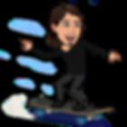 Redmond Snow and Skate Jim Jam Man