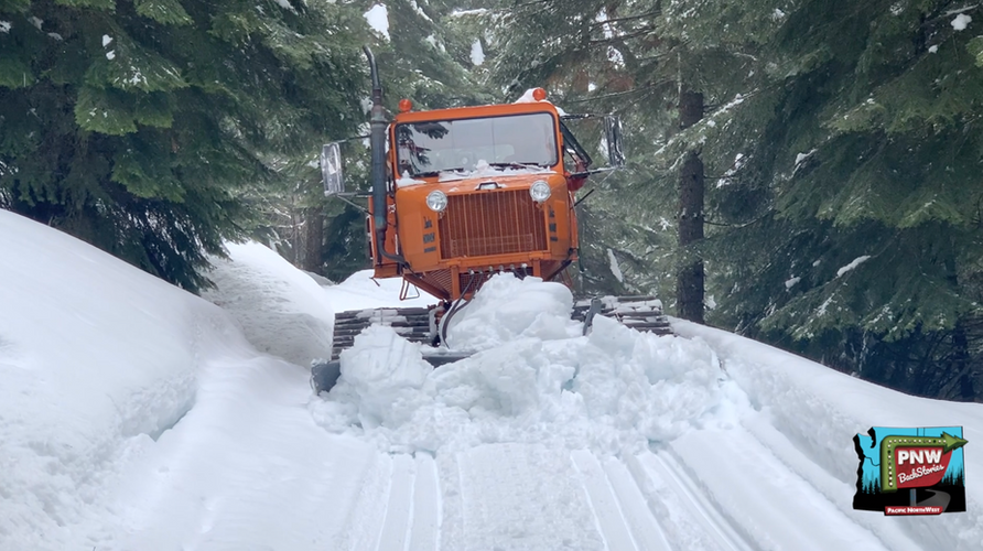 Snow Plow: You Can't Do Rural Oregon Without One
