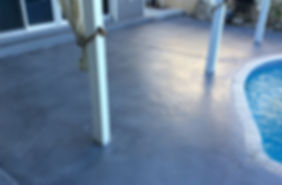 repair concrete bend or