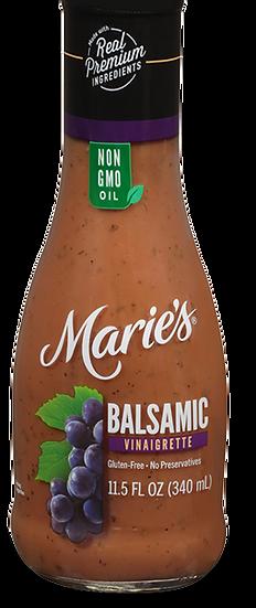 Balsamic Vinegar Marie's Northwest Dressings (Gluten & Dairy Free)