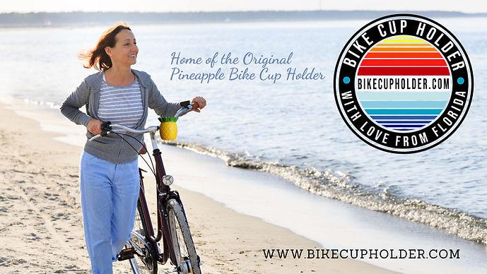 The orgianl bike cup holder pineapple