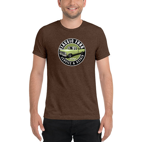 Classic Ford Truck - Short sleeve t-shirt