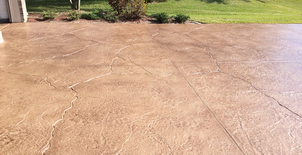 concrete crack repairs cracks driveway