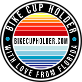 Bike Cup Holder Custom Logo Design Redmond, Oregon