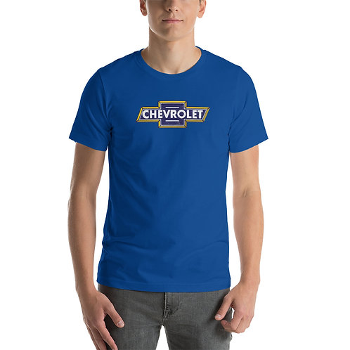 Chevy Bow Tie - Short-Sleeve Unisex T-Shirt
