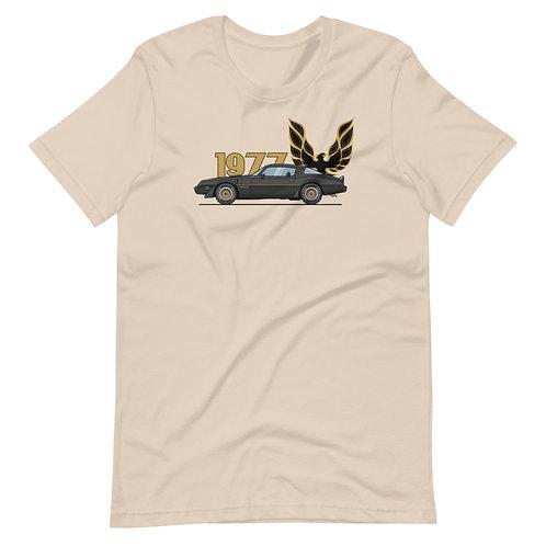 Smokey and The Bandit 1977 Trans Am - Short-Sleeve T-Shirt