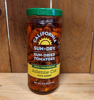 Sun Dried Tomatoes 8 oz