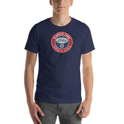 Classic Ford V8  - Short-Sleeve Unisex T-Shirt