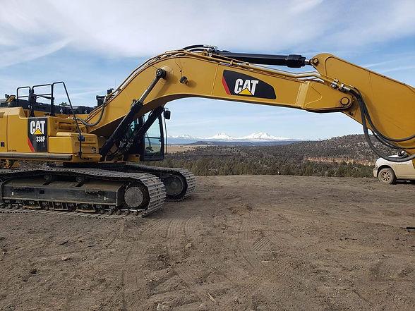 excavation services Excavating in Redmond, Oregon