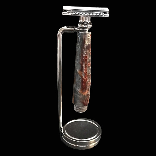 Speed Dial Safety Razor