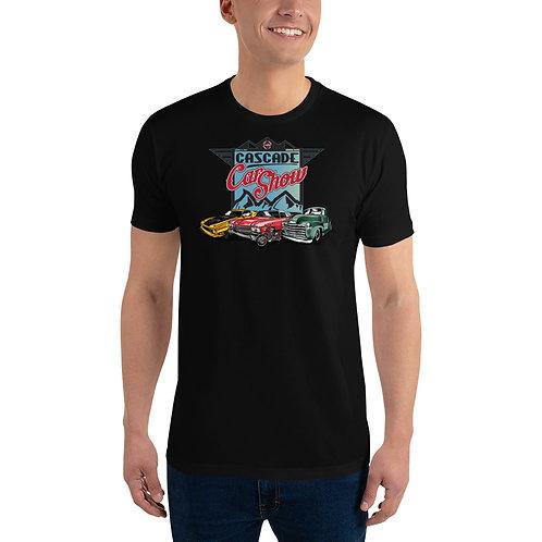 Cascade Car Show August 21, 2021 - Short Sleeve T-shirt
