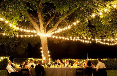 perfect wedding day tent rentals