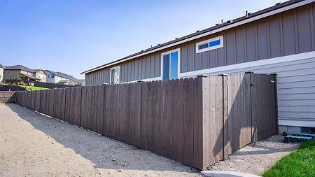 Fence Installation Company Redmond, Oregon