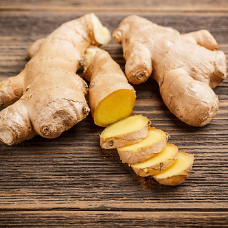 Fresh Ginger Root 1/2 lb
